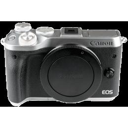 Canon EOS M6 silver usata...