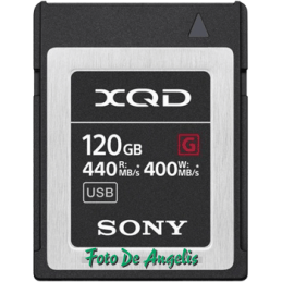 Sony  XQD 120 Gb Serie G