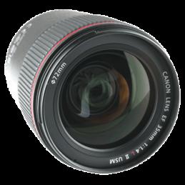 Canon 35 mm F1,4 L II EF...