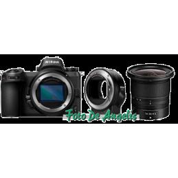 Nikon Z6+ Z 14-30 F4 S + FTZ Adattatore