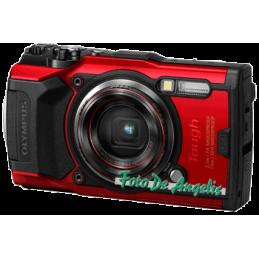 Olympus TG-6 red Stylus