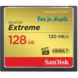 Sandisk 128 GB CF Extreme 800x