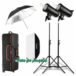 Godox GOSK400IIE Kit Monotorce