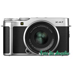 Fujifilm X-A7 + 15-45...