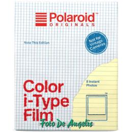Polaroid Color Film I-Type...
