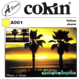 Cokin A001 filtro giallo