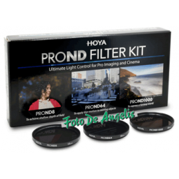 Hoya D62 PROND KIT 8/64/1000