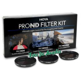 Hoya D72 PROND KIT 8/64/1000