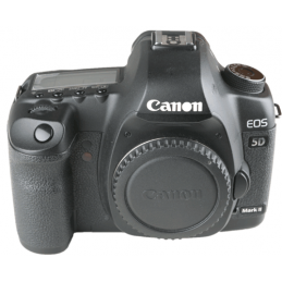 Canon EOS 5D mark II corpo...