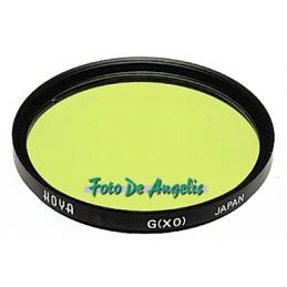 Hoya D55 filtro giallo...