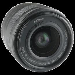 Canon 15-45 F3,5-6,3 EF-M...