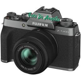 Fujifilm X-T200 + 15-45...