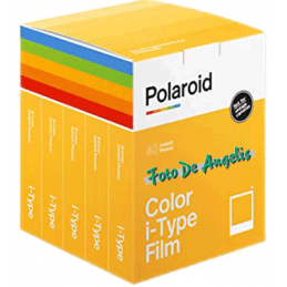 Polaroid Color Film I-Type...