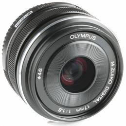 Olympus 17mm F2,8 micro 4/3...
