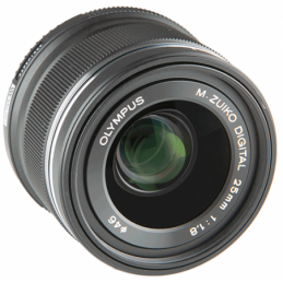 Olympus 25mm F1,8 MZD usato...