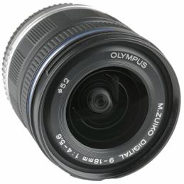 Olympus 9-18 F4,0-5,6 ED MZ...