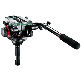 Manfrotto 504HD Testa video...