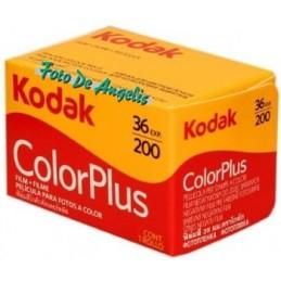 Kodak 135 Color Plus 200...