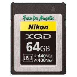 Nikon XQD 64 Gb MC-XQ64G