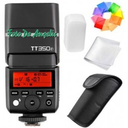 Godox flash mini TT350 per...
