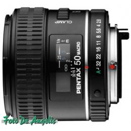 Pentax 50 F2,8 SMC D-FA Macro