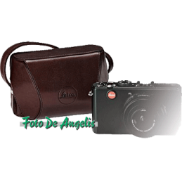 Leica 18705 leather case...