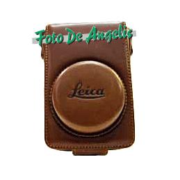 Leica 18669 leather case...