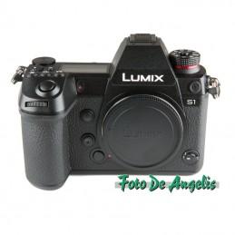 Panasonic Lumix S1 usata...