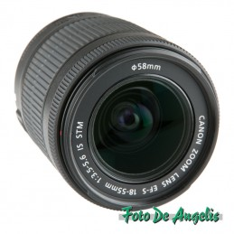 Canon 18-55 EF-S IS...