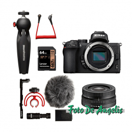 Nikon Z50 Video Vlogger...