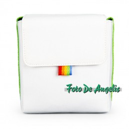 Polaroid Now Bag White & Green