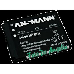 Ansmann Sony NPBD1