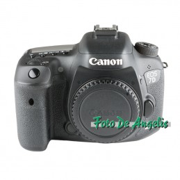 Canon EOS 7D mark II corpo...
