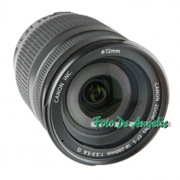 Canon 18-200mm F3.5-5,6 EFS...