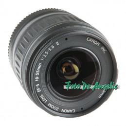 Canon 18-55 EF-S II...