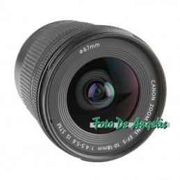 Canon 10-18 F4,5-5,6 EFS...