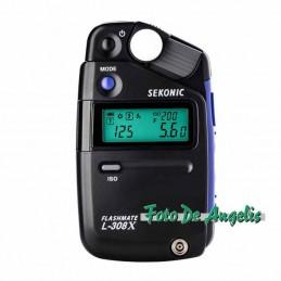 SeKonic L-308X esposimetro...