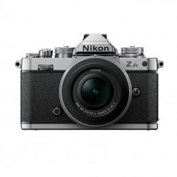 Nikon Z FC + Z DX 16-50 VR silver