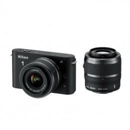 Nikon 1 J1 black + 10-30 +...
