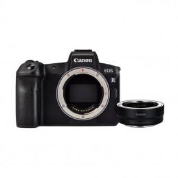 Canon Eos R + Adattatore...