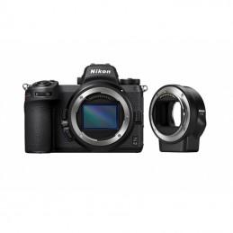 Nikon Z6 II + FTZ  Adattatore