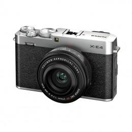 Fujifilm X-E4 + XF 27 F2,8R...