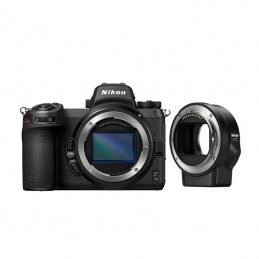 Nikon Z7 II + FTZ Adattatore