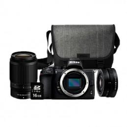 Nikon Z50 + Z DX 16-50 VR +...