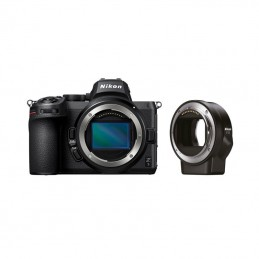 Nikon Z5 + FTZ Adattatore