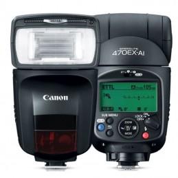 Canon 470 EX-AI flash...