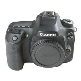 Canon EOS 80D corpo usato...