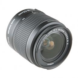 Canon 18-55 EF-S IS II...
