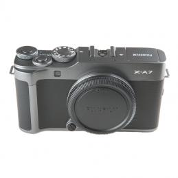 Fujifilm X-A7 garanzia...