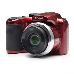 Kodak AZ252 bridge camera red
